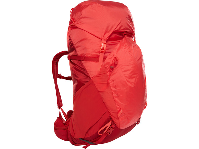 The North Face Hydra 38 RC Backpack Dame pompeian red/juicy red